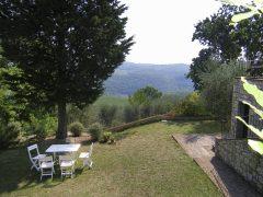 Vista giardino - Borgoricavo