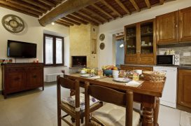 Villa Sofia - Kitchen/living